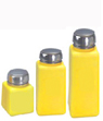 Alcohol Pump Bottles, Menda Style, Solvent Bottles, ESD Safe